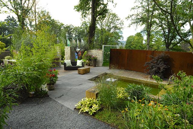 Gartenarchitekt Naturpool Schwimmteich Hohenahr
