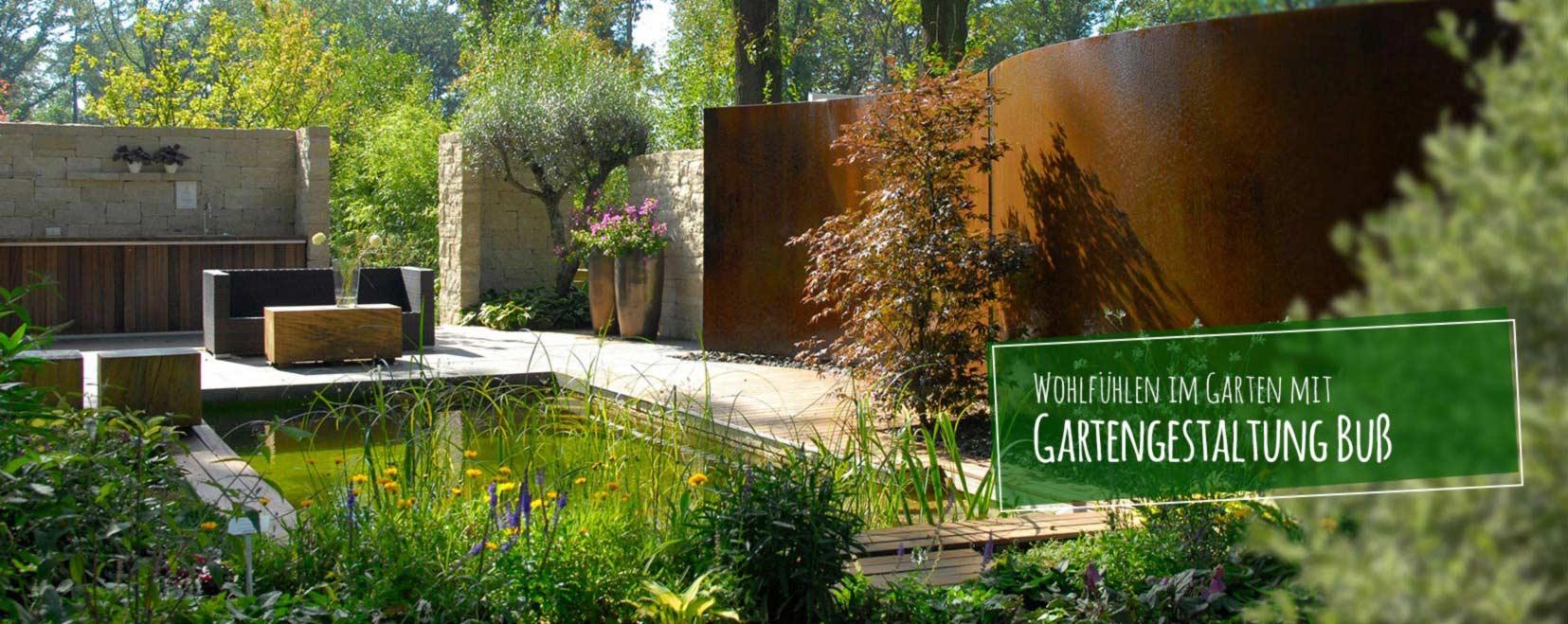Natur-Pool Pflanzen als Filter ohne Chemie