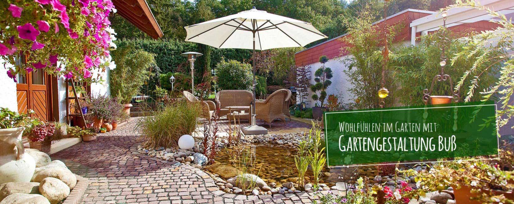 Gartengestaltung Gartenbau Gartenteich Hohenahr